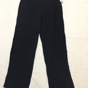 Chelsea 28 Size 0 Black Palazzo Pants